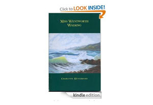 <em>Miss Wentworth Walking</em> by Charlotte Gibson Website Preview