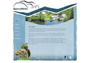 Quarryworks Website Preview