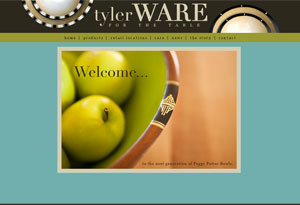 TylerWARE Website Preview